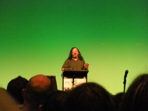 Richard Stallman @ LIANZA 2009