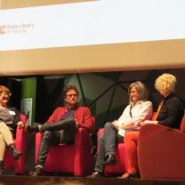 Libba Bray, Myke Bartlett and Fiona Wood