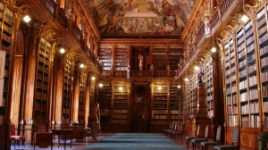 The traditional library